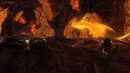Snotlout's Fireworm Queen 338