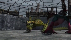 Stryke Out title card