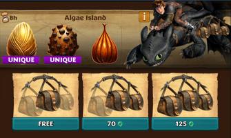 Algae Island (Hookfang & Grump)