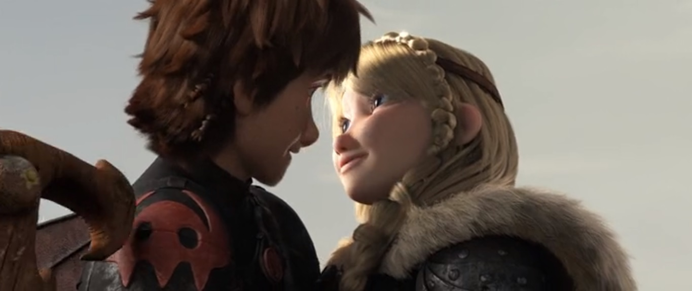 Image astrid and hiccup right after finishing their kissg how astrid and hiccup right after finishing their kissg ccuart Gallery