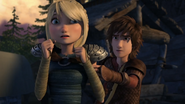 Hiccup stop Astrid