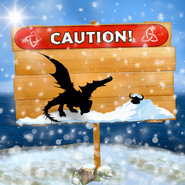 Snow Wraith Caution