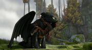 How-to-train-your-dragon-2-movie-trailer-hiccup-climbing-toothless-5-reasons-why-how-to-train-your-dragon-2-is-better-than-the-first-spoil