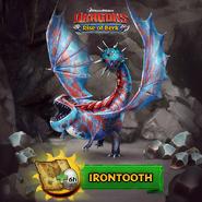 ROB-Irontooth Ad
