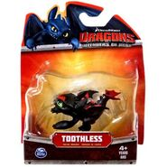 Defenders of Berk Mini Dragons, Toothless Racing Edition