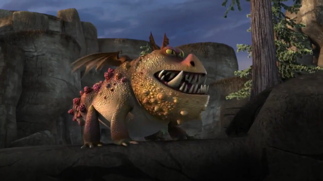 Image - A wild Gronckle 2.png | How to Train Your Dragon ...