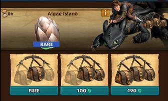 Algae Island (Razorwhip)