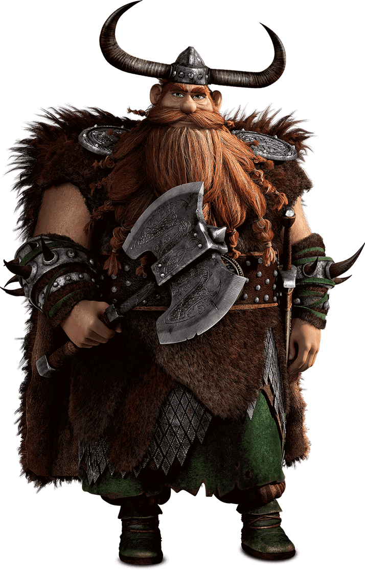 Stoick the Vast (Franchise) | How to Train Your Dragon Wiki