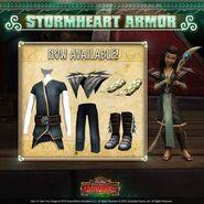Stormheart Armor