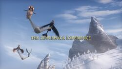The Zippleback Experience title card