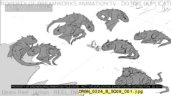 Guardians of Vanaheim Storyboard 1