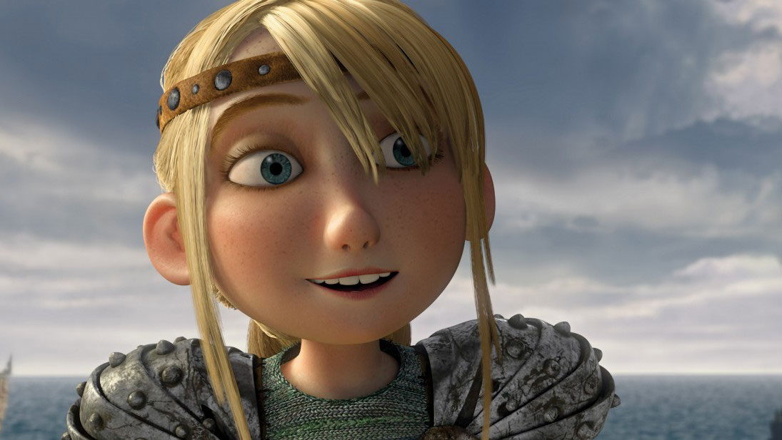 How To Train Your Dragon 2 Astrid Wallpaper1