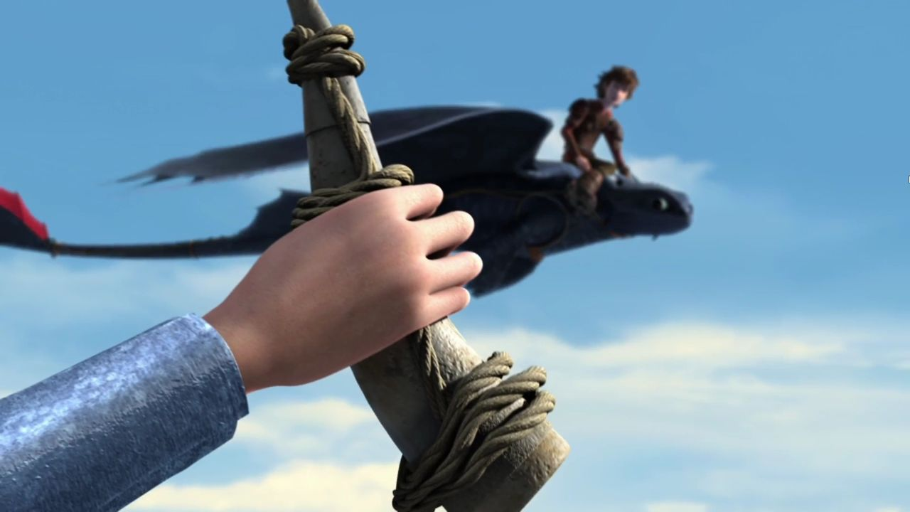 Heathers horn how to train your dragon wiki fandom powered by wikia heathers horn ccuart Images