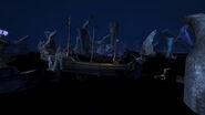 Ship Graveyard in SoD