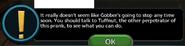 Avoiding Gobber's Ravings