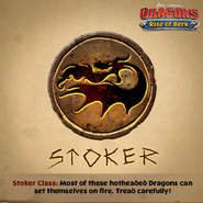 ROB-Stoker Class