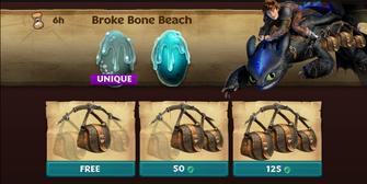 Broke Bone Beach ROB