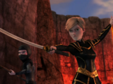 Mala's Sword