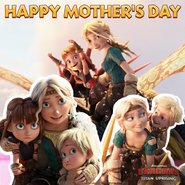 Mother's Day Astrid 2020