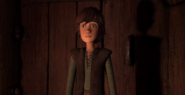 Tail of 2 dragons hiccup walks back in