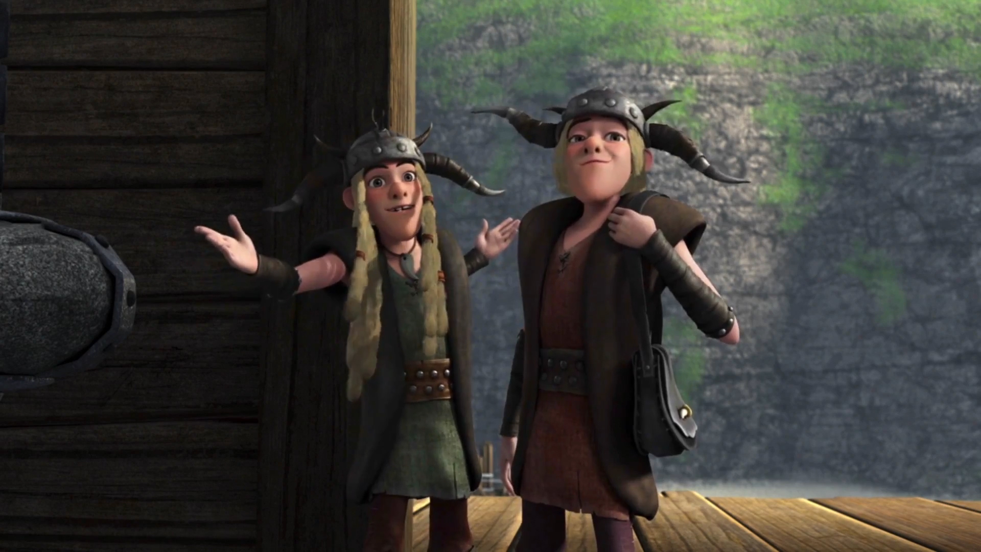 Gruff Around the Edges How to Train Your Dragon Wiki