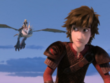 Gallery: Astrid and Hiccup's Relationship / Dragons: Race to the Edge, Season 6