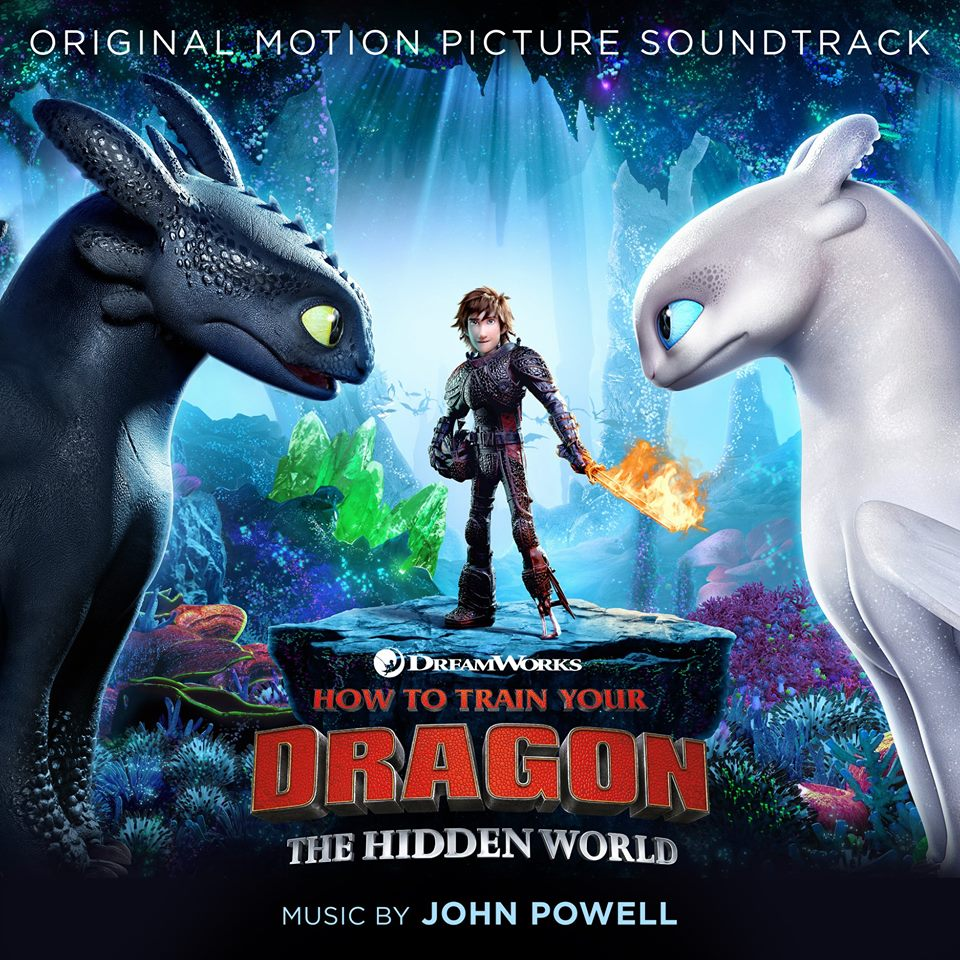 How To Train Your Dragon The Hidden World Music From The Motion