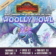 Woolly Howl Titan