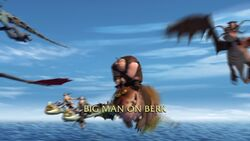 Big Man on Berk title card