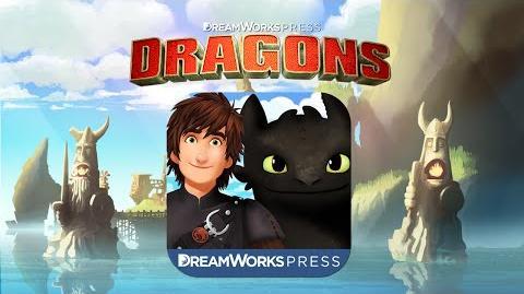 DreamWorks Press- Dragons App