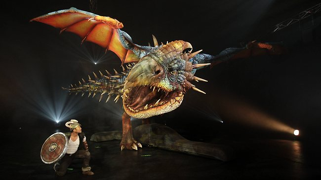 How to train your dragon live spectacular how to train your dragon contents ccuart Choice Image