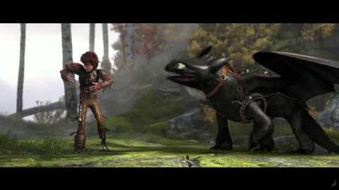 """HOW TO TRAIN YOUR DRAGON 2 - """"The Five Year Gap"""" Featurette"""