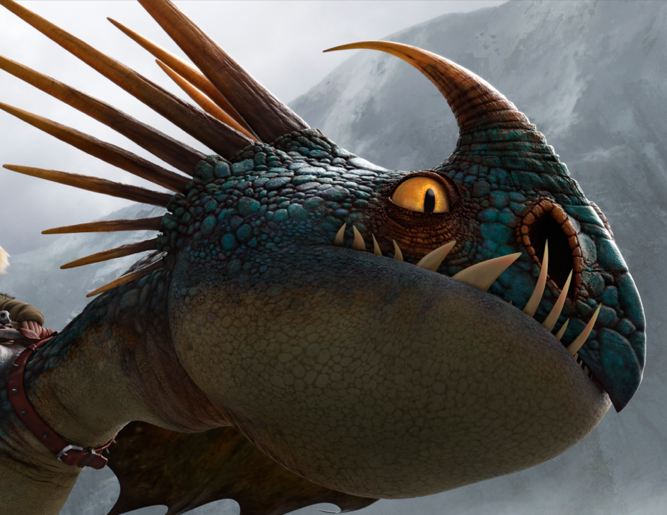 Image - Stormfly relationshipthumb.png   How to Train Your Dragon ...