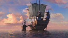 Dragon Hunters Ship