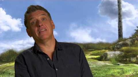 HOW TO TRAIN YOUR DRAGON 2 - Craig Ferguson (Gobber) Interview