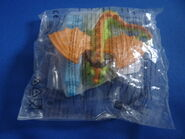 McDonald's Happy Meal Terrible Terror 2 Package