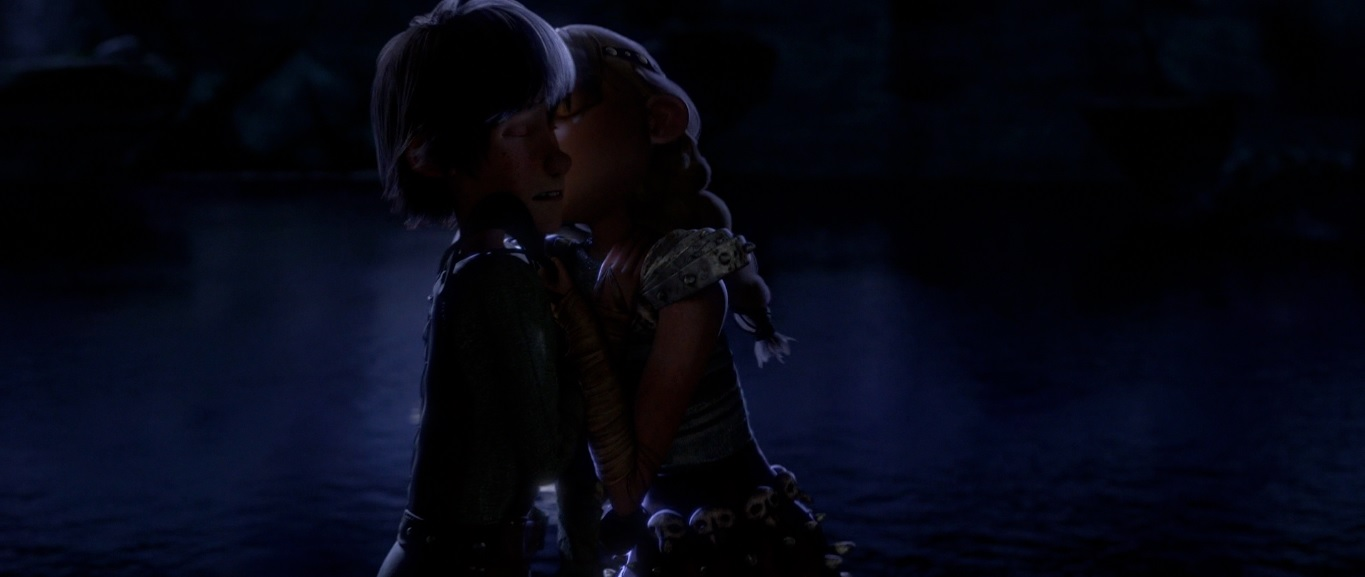 Astrid hofferson how to train your dragon wiki fandom powered by astrid kissing hiccup ccuart Choice Image