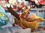 Grump Dragon Friends Action Figure