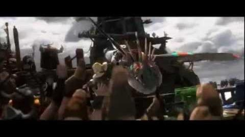HOW TO TRAIN YOUR DRAGON 2 - TV Spot 6