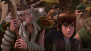 Mildew tries to make Hiccup feel bad - Viking For Hire