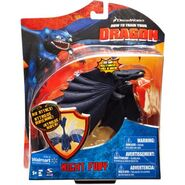 How to Train Your Dragon Series 2 Deluxe Night Fury Action Figure Toothless2