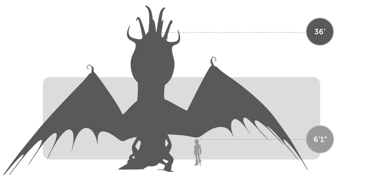Queenfireworm size