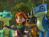 Dragons: Rescue Riders, Season 2