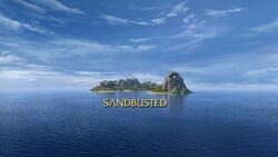 Sandbusted title card