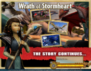 Wrath of Stormheart Loading Screen