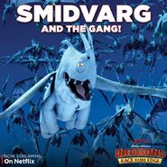 Smidvarg and the gang