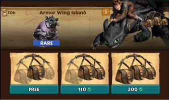 Armor Wing Island ROB