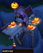 Gothi's Hut - Halloween