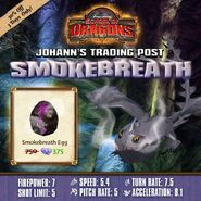 Smothering Smokebreath EggSale