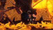 Snotlout's Fireworm Queen 274